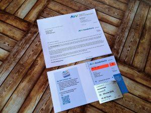 AVV Augsburg - Zeitkarten gibt es nicht ohne Kundenkarte